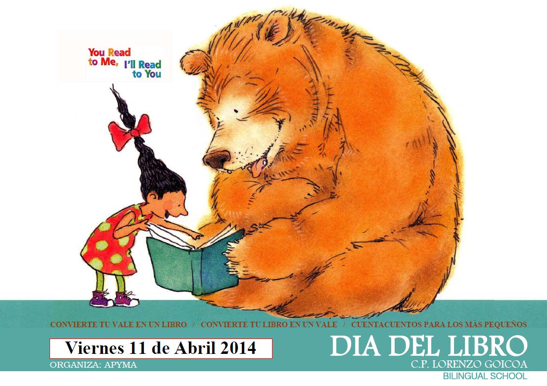 Dia del Libro 2014