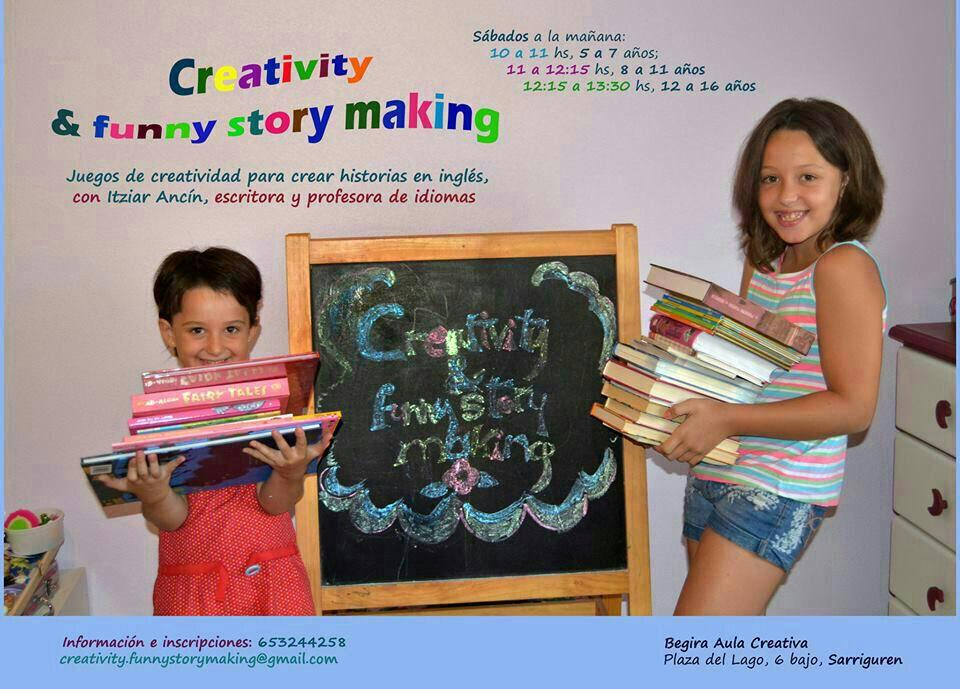 Creativity & Funny Story Making