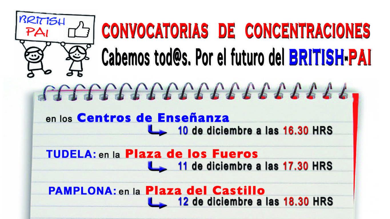 concentraciones diciembre 2015